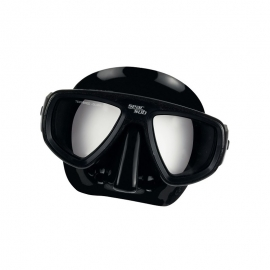 maschera extreme silicone nero