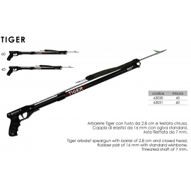 ARBALETE TIGER ABYSSTAR 45/60 cm