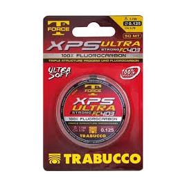 Fili da pesca - Trabucco T Force xps Ultra Fluorocarbon mt.50 diam. 010
